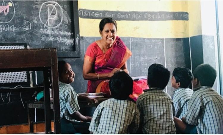 national education policy, national education policy 2020, new education policy 2020, rss, rss and new education policy, hindi, hindi imposition, schools, students, indian express news