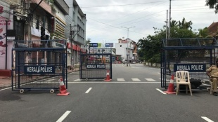 Thiruvanathapuram, Triple Lock Down, Restrictions, Covid
