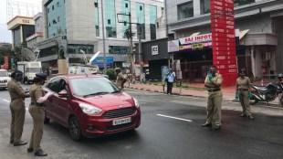 Covid Restrictions Thiruvanathapuram Triple Lock Down