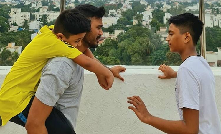 Dhanush, Dhanush sons, Dhanush family, Aishwaryaa R Dhanush, Aishwaryaa Dhanush, Dhanush sons photo, Yathra, Linga, Dhanush family photo, Dhanush films, Dhanush upcoming film, Dhanush news, Dhanush latest news