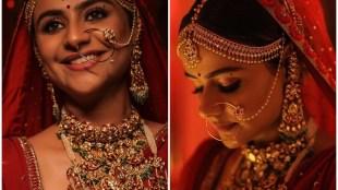 prachi tehlan, prachi tehlan marriage, prachi tehlan wedding, prachi tehlan marriage photo, rohit saroha, Mamangam, Mamangam actor, prachi tehlan wedding photo