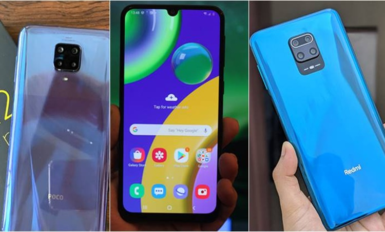 best budget smartphones 2020, സ്മാർട്ഫോൺ, best budget phones under 15000, മികച്ച ഫോണുകൾ, poco m2 pro, realme 6i, redmi note 9 pro, samsung m21, vivo y30