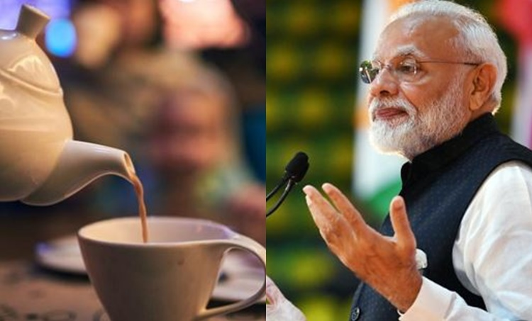 Narendra Modi, Airport , Tea Rate