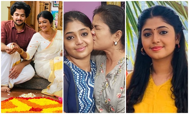 Thatteem Mutteem, തട്ടീം മുട്ടീം, Thatteem Mutteem Onam special episode, Thatteem Mutteem meenakshi, Manju Pillai, Bhagyalakshmi Prabhu photos, Thatteem Mutteem meenakshi photos