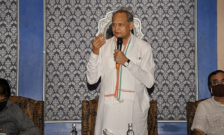 Ashok gehlot, rajasthan crisis, rajasthan congress rebel MLAs, sachin pilot, indian express