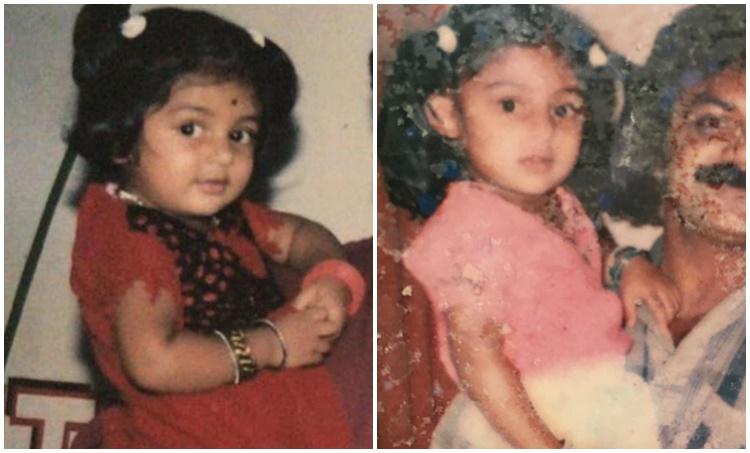 esther anil, esther anil childhood photos