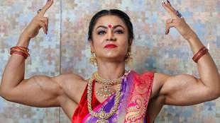 Kiran Dembla, Bodybuilding champ Kiran Dembla, Kiran Dembla photos, കിരൺ ഡംബ്ല