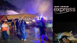 Karipur airport, Karipur airport plane mishap, plane crash karipur, accident karipur, karipur airport, air india plane skids, കരിപൂര്‍, കോഴിക്കോട്, Indian express malayalam, IE malayalam