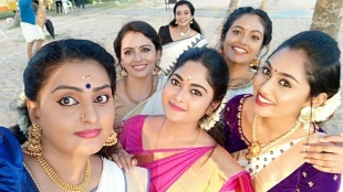 Serial, Serial artists malayalam, Onam 2020, Special onam program