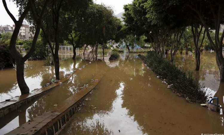yemen floods, floods in yemen, yemen civil war, yemen coronavirus, houthis, saudi arabia, yemen crisis, world news, indian express news