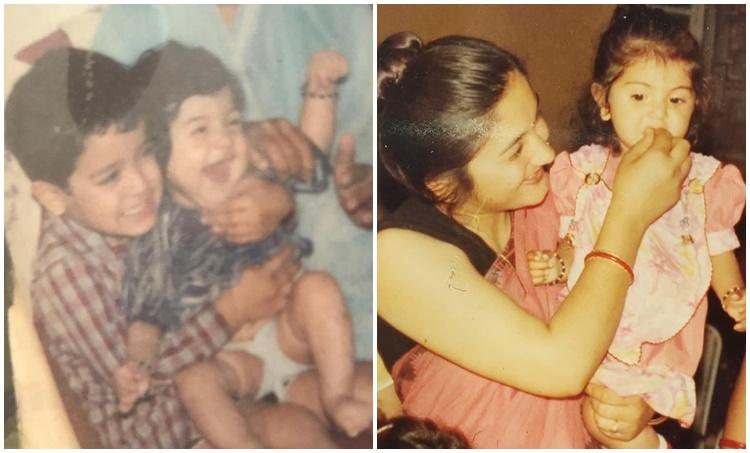Anushka Sharma , Anushka Sharma childhood photo, virat kohli