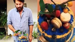 Mammootty Birthday Cake