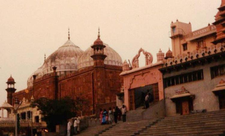Krishna janmbhoomi, Mathura mosque, Shahi Idgah Masjid, Mathura, Sunni Central Waqf Board, Babri masjid, Indian express, malayalam news, news in malayalam, news malayalam, national news malayalam, national news, ie malayalam
