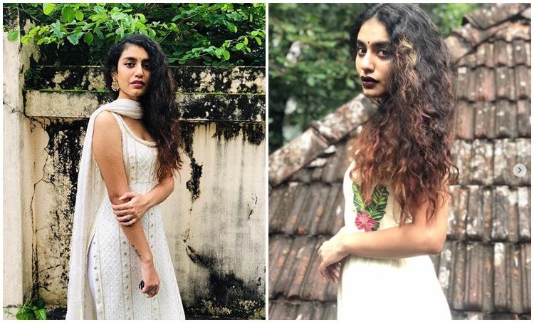 Priya Varrier, Priya Prakash Varrier, Priya Varrier Photos, പ്രിയ വാര്യർ, priya varrier instagram, പ്രിയ പ്രകാശ് വാര്യർ, Priya Varrier glamorous photos,