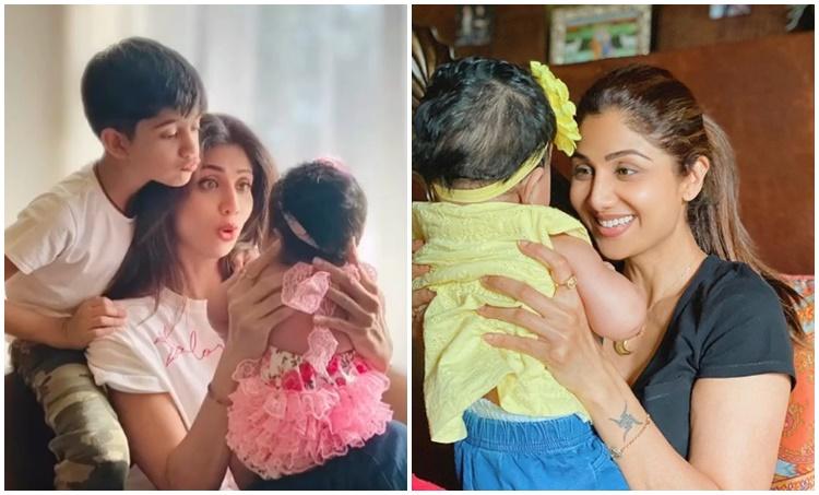 Shilpa Shetty, Daughter's Day, Shilpa Shtty on miscarriage, Shilpa shetty on kids, Shilpa shetty family photos, ശിൽപ്പ ഷെട്ടി, Indian express malayalam, IE malayalam