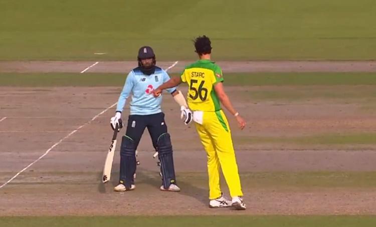 Starc Mankad Australian Cricket Team