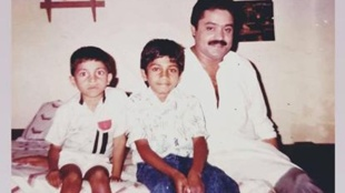 Suresh Gopi, soubin Shahir childhood photo, in harihar nagar location