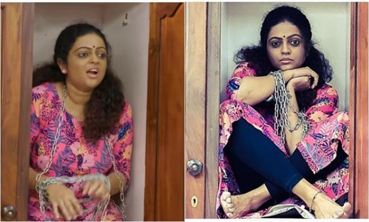 aswathy sreekanth, chakkappazham, chakkappazham latest episode