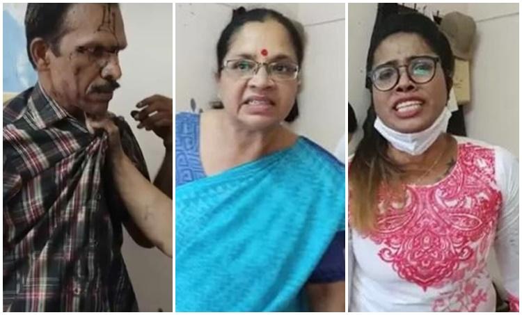 Feminist , ഫെമിനിസ്റ്റ്, Dr Vijay P Nair, ഡോ.വിജയ് പി നായർ, Diya Sana, ദിയ സന, IE Malayalam, ഐഇ മലയാളം