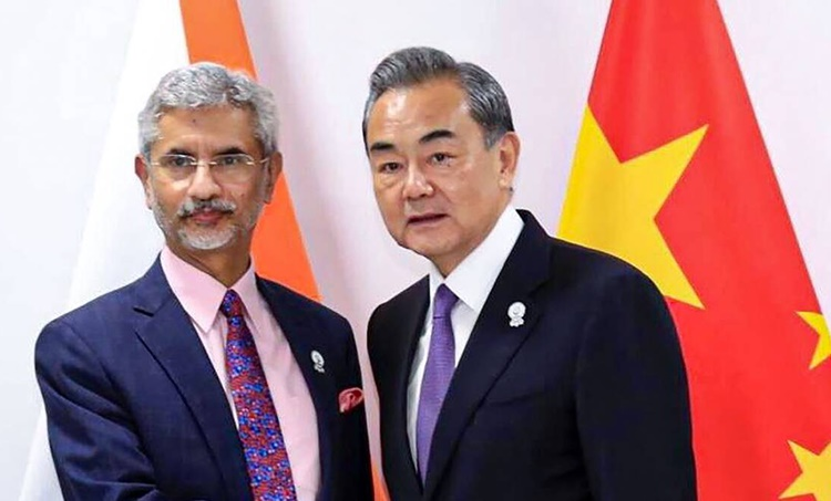 india china, india china border news, india china talks, jaishankar yang talks, china news, ladakh, line of actual control, indian express