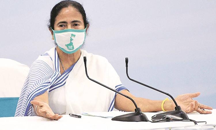 west bengal coronavirus latest updates, bjp leader mamata hug remark, anupam hazra, anupam hazra mamata hug remark, bjp leader mamata hug covid remark