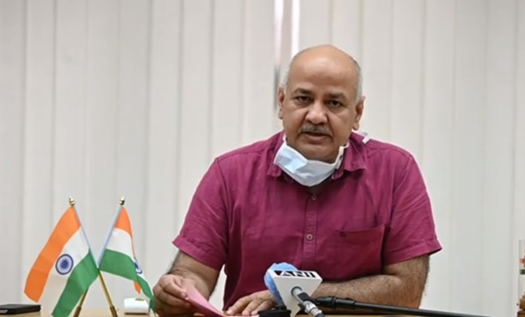 Manish Sisodia, Manish Sisodia Covid, Manish Sisodia covid positive, Manish Sisodia Dengue, Delhi news, city news, Indian Express