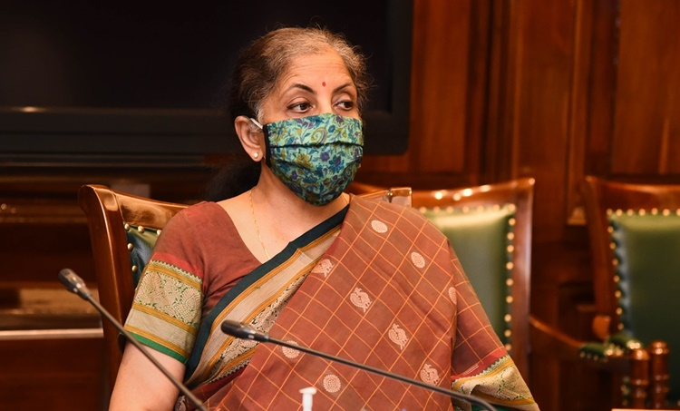 Nirmala Sitharaman, Nirmala Sitharaman interview, Nirmala Sitharaman Indian Express interview, Nirmala Sitharaman on vaccine, Nirmala Sitharaman on covid vaccine, covid vaccine, India news, Indian Express