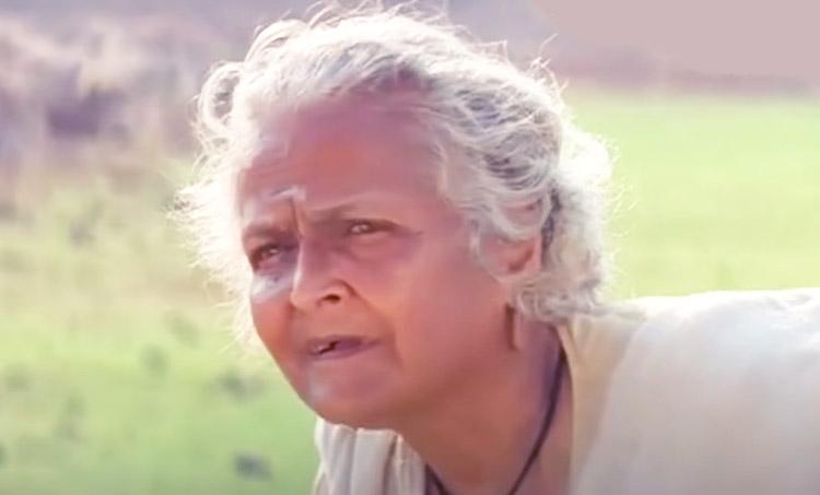 sharada nair, kanmadam muthassi passes away