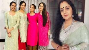 Sindhu krishna, Ahaana Krishna, Ahaana Krishna sisters