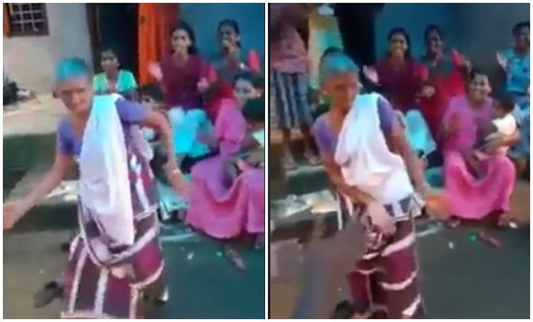 Tiktok viral video, Poothumbi Kullamani song, poothumbi kurla maani, Fukru video viral