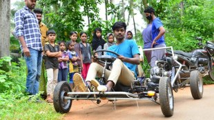 kerala boy designs car, സ്വന്തമായി കാർ നിർമിച്ച് മലയാളി വിദ്യാർഥി, kerala boy designs car prototype, കാറിന്റെ മാതൃക നിർമിച്ച് മലയാളി വിദ്യാർഥി, plus two student designs car prototype, കാറിന്റെ മാതൃക നിർമിച്ച് പ്ലസ് ടു വിദ്യാർഥി, kerala plus two student designs car prototype, കാറിന്റെ മാതൃക നിർമിച്ച് മലയാളി പ്ലസ് ടു വിദ്യാർഥി, kerala boy designs four wheeler prototype, നാലുചക്ര വാഹനം നിർമിച്ച് മലയാളി വിദ്യാർഥി, plus two student designs four wheeler prototype, നാലുചക്ര വാഹനം നിർമിച്ച് പ്ലസ് ടു വിദ്യാർഥി,kerala plus two student designs four wheeler prototype, നാലുചക്ര വാഹനം നിർമിച്ച് മലയാളി പ്ലസ് ടു വിദ്യാർഥി, kerala boy designs car with bike engine, ബൈക്കിന്റെ എൻജിൻ ഉപയോഗിച്ച് മലയാളി വിദ്യാർഥി, kerala boy designs car with hybrid technology, ഹൈബ്രിഡ് സാങ്കേതിവിദ്യ ഉപയോഗിച്ചുള്ള കാർ നിർമിച്ച് പതിനെട്ടുകാരൻ, ഹൈബ്രിഡ് സാങ്കേതിവിദ്യ ഉപയോഗിച്ചുള്ള കാർ നിർമിച്ച് മലയാളി വിദ്യാർഥി, mohammed shibin, മുഹമ്മദ് ഷിബിൻ, indian express malayalam, ഇന്ത്യൻ എക്സ്പ്രസ് മലയാളം, ie malayalam, ഐഇ മലയാളം