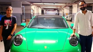 Fahad, Nazriya, Porsche Carrera