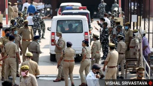 hathras gangrape case, hathras victim family, hathras hearing, hathras news allahabad high court, indian express