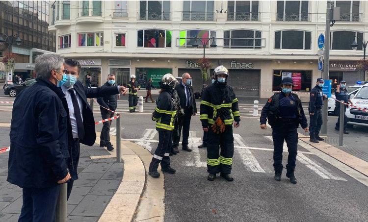 France knife attack, France, Nice, Nice knife attack, France, Emmanuel Macron, Indian Express, malayalam news, world news malayalam, international news malayalam, ie malayalam