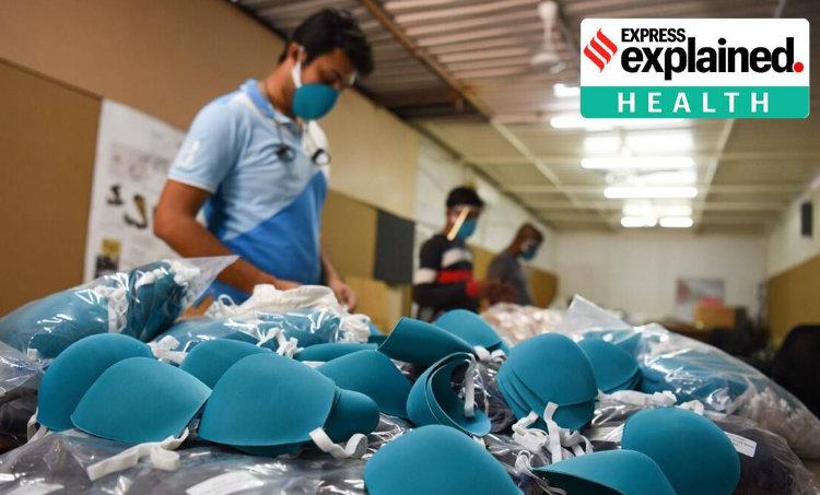 covid 19 mask, coronavirus mask, best mask for Covid, cotton mask, mask quality, indian express
