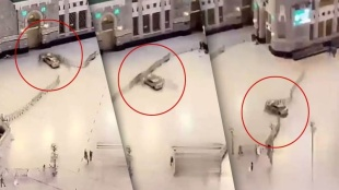 saudi mecca car crash, mecca mosque car crash video, saudi mosque car crash video, mecca mosque car crash deaths, Masjid al-Haram, Masjid al-Haram car crash video
