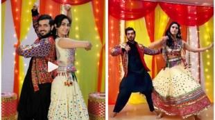 Neerav Bavlecha, Deepti Sati, Neerav Bavlecha dance, Deepti Sati dance, Neerav Bavlecha Deepti Sati dance, ദീപ്തി സതി, നീരവ് ബവ്ലേച