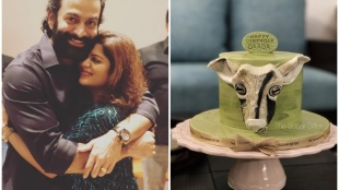 Prithviraj birthday cake, Prithviraj birthday cake photos, happy birthday Prithviraj