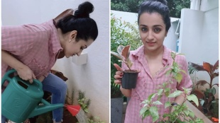 Trisha, Prakash Raj, തൃഷ, പ്രകാശ് രാജ്, Trisha latest photos, Green India Challenge nomination, Trisha Green India Challenge