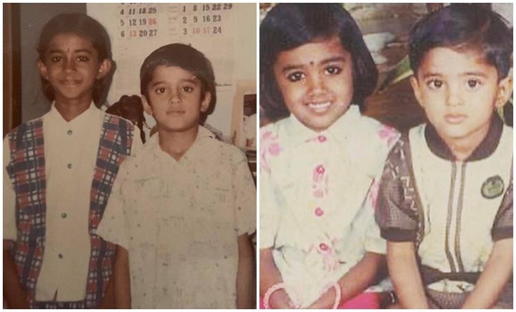 Unni Mukundan , Unni Mukundan childhood photo