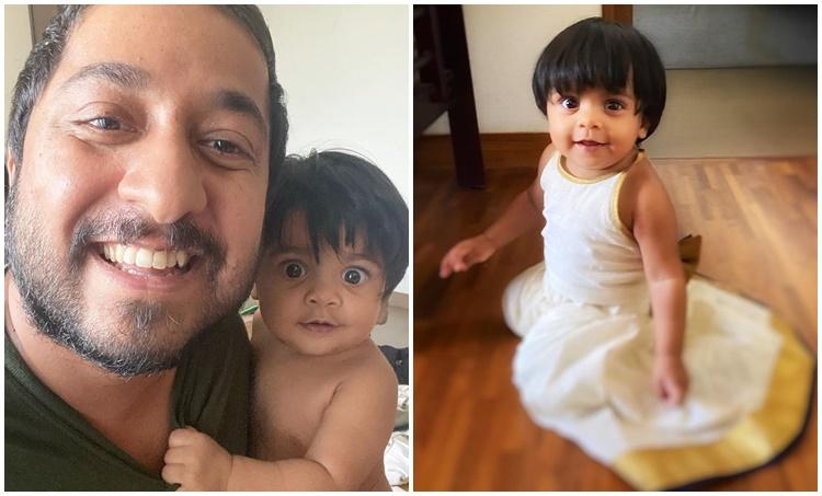 Vineeth Sreenivasan, Vineeth Sreenivasan daughter