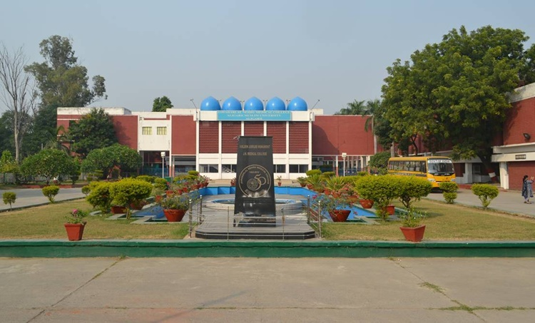 Hathras, Hathras gangrape, Jawaharlal Nehru Medical College, Dr Azeem Malik, Obaid Haque, AMU doctor told to go, India news, Indian Express