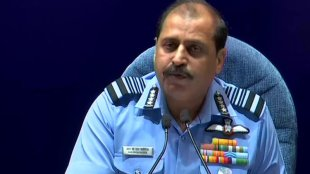 iaf chief bhadauria on india china conflict, indian air forces india china, iaf chief bhadauria china, iaf chief bhadauria pakistan, iaf chief bhadauria on indian defence, indian express news, ie malayalam