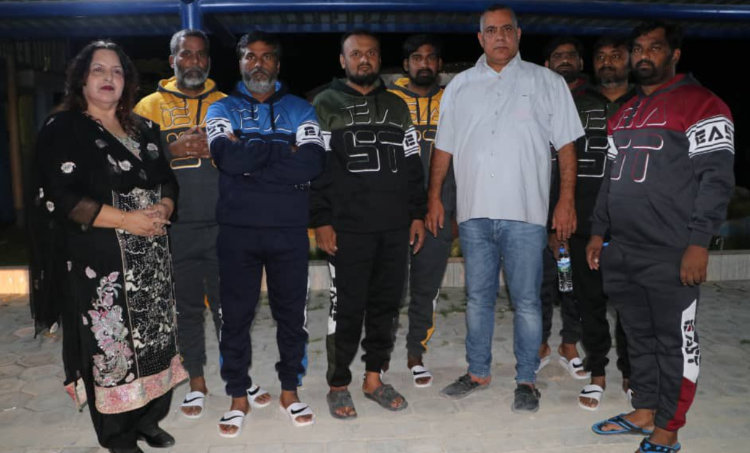 Indians in Libya released, Libya, abducted, abducted Indians in Libya, Libya Indians, international news, national news, india news, news in malayalam, malayalam news, വാർത്ത, വാർത്തകൾ, latest news, ie malayalam