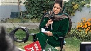 Mehbooba Mufti article 377, Mehbooba Mufti Kashmir special status abrogation, Mehbooba Mufti on elections, Mehbooba Mufti on BJP, Mehbooba Mufti latest news, indian express news