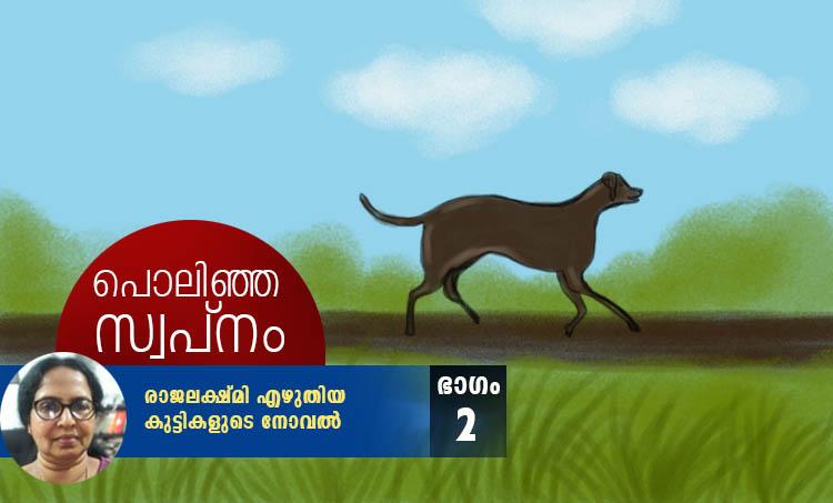 rajalakshmi ,childrens novel, iemalayalam