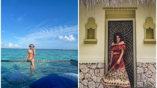Taapsee Pannu, Taapsee Pannu photos, Taapsee Pannu bikini photos , Taapsee Pannu Maldives photos