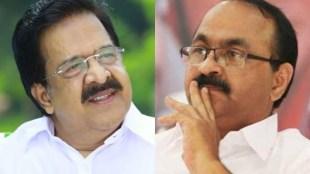 Ramesh Chennithala and VD Satheeshan