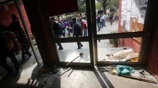 JNU attack, JNU violence, JNU January attack, Delhi Police, Jawaharlal Nehru University, Jamia Millia Islamia, Indian Express