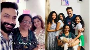 Mallika Sukumaran, Mallika Sukumaran birthday, Mallika Sukumaran age, Poornima Indrajith, Indrajith, Prithviraj